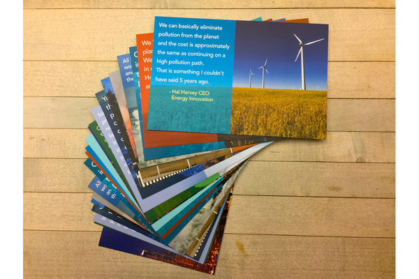 Climate Postcards | Postcard sets to send to elected officials